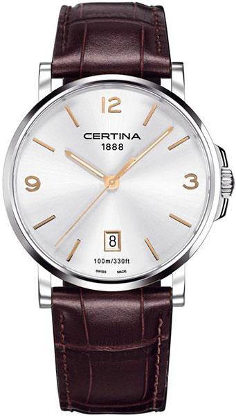 Pánské hodinky Certina DS Caimano Gent C017.410.16.037.01