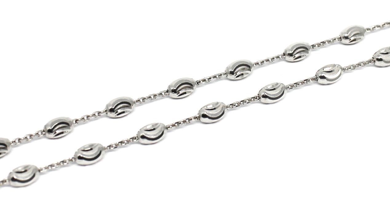 Stříbrný řetízek se jménem-Lenka 43/471/0232