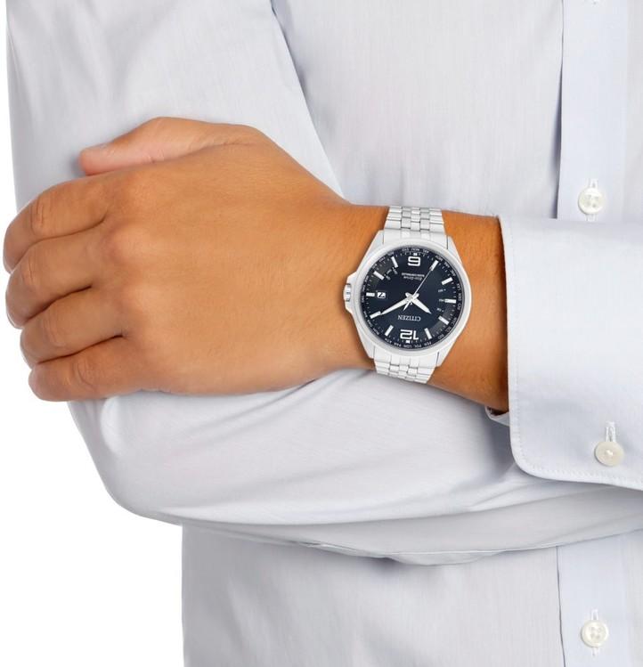 Pánské hodinky Citizen Eco-Drive Radiocontrolled CB0010-88L