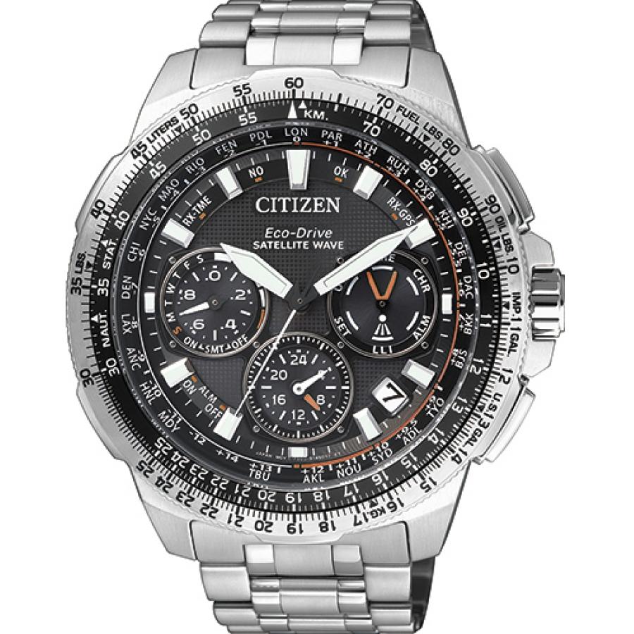 Pánské hodinky Citizen Promaster CC9020-54E