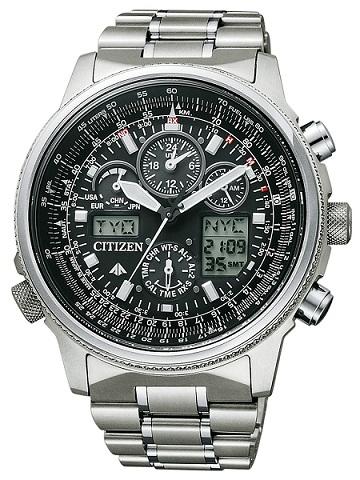 Pánské hodinky Citizen JY8020-52E Pilot Global RC