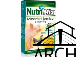 Nutri Mix Mineral pro DRŮBEŽ a PRASATA 1kg