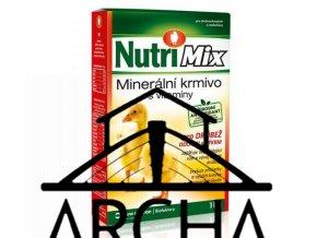 Nutri Mix pro DRŮBEŽ,výkrm a odchov