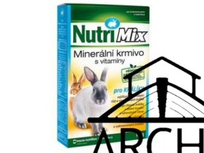 NutriMix pro KRÁLÍKY 1kg