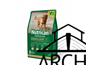 Nutrican SENIOR & LIGHT 3kg