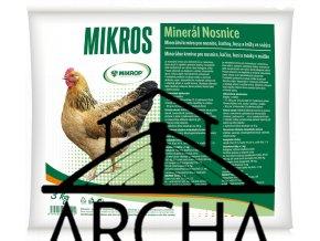 Mikros MINERÁL NOSNICE 3kg