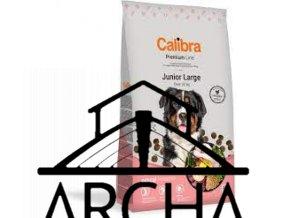 Calibra Dog Premium Line Junior Large 3 kg
