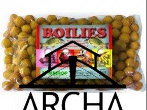 Boilies 1kg - BANÁN, OLIHEŇ