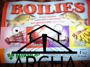 Boilies 1kg - OLIHEŇ
