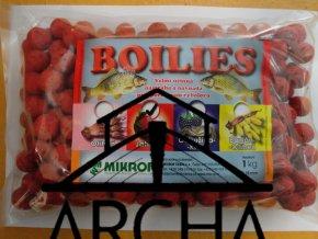 Boilies 1kg - JAHODA