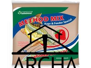 Method mix 2kg - JAHODA, KONOPÍ
