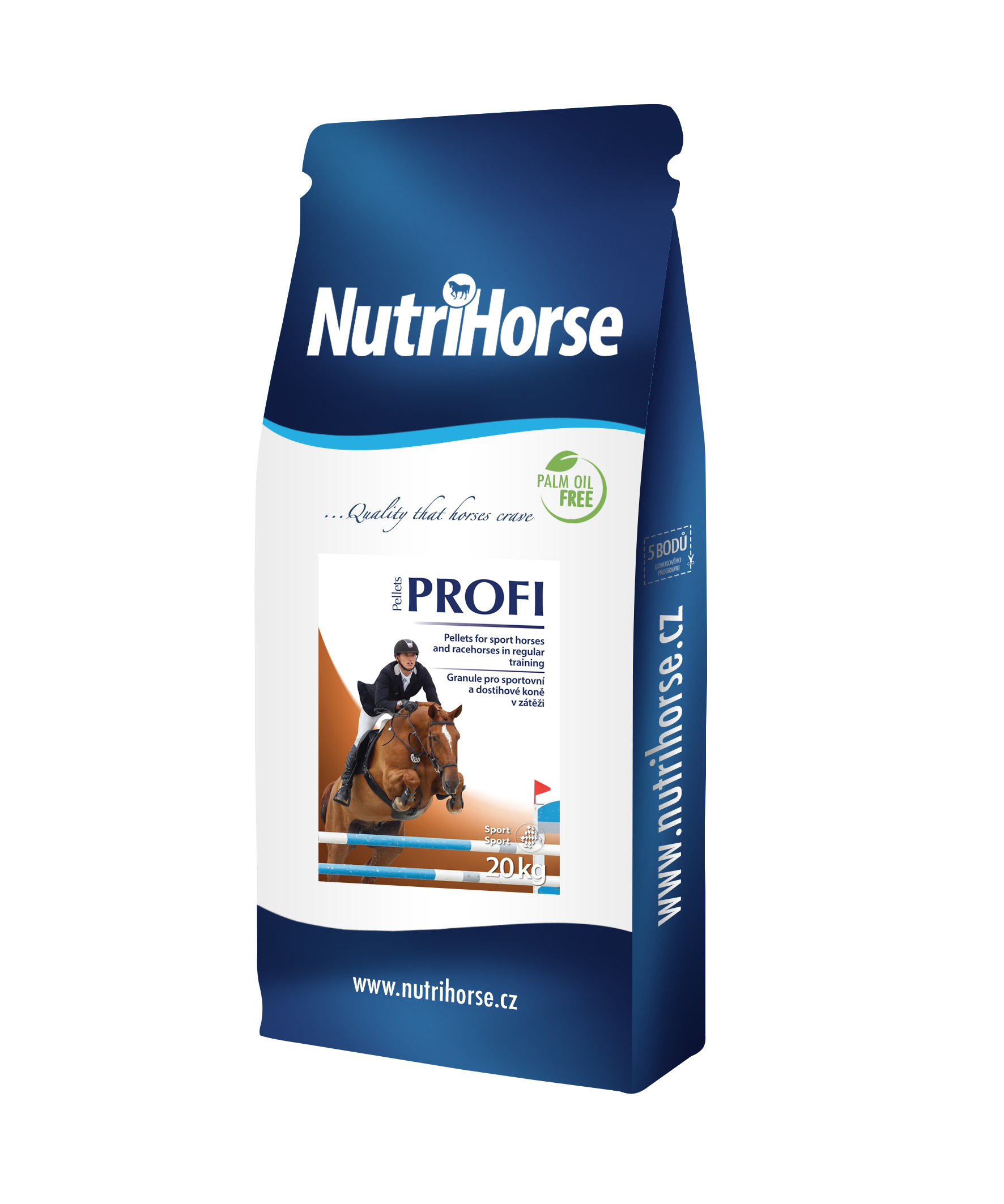 NutriHorse Profi 20 Kg pellets NEW