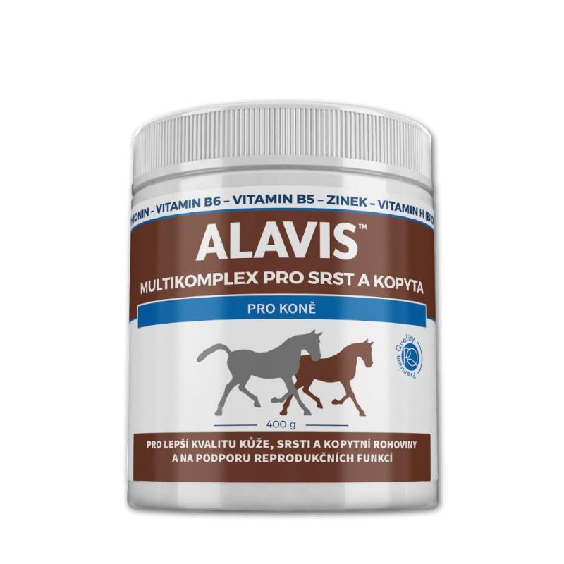 ALAVIS Biotin pro koně 400g