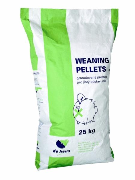 ENERGYS SELATA Weaning Pellets 25 kg Kilogramy: 25, cena při odběru: 1 pytle