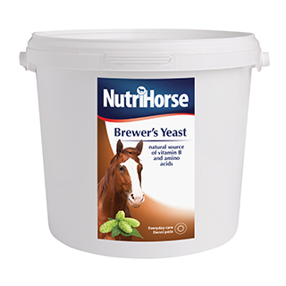 Nutri Horse Pivovarské kvasnice (Brewers Yeast) 2kg