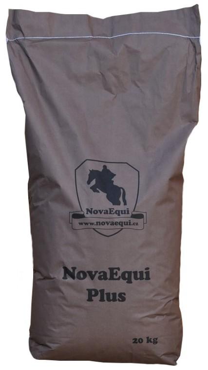 NOVAEQUI Plus 20kg při odběru množství: 1 - 4 pytle