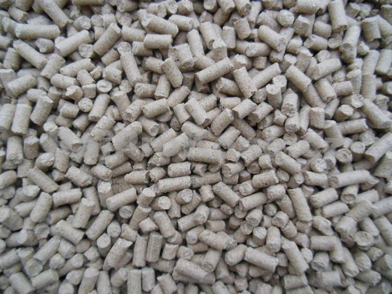 PŠENIČNÉ OTRUBY granulované 25kg