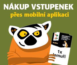 Nákup vstupenek přes mobil