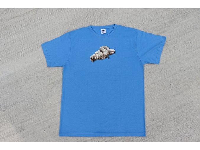triko panske modre