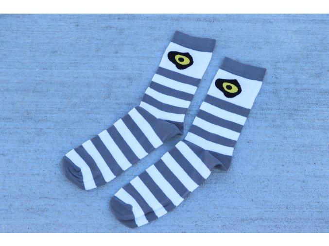 Lemuří ponožky