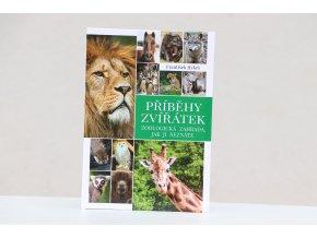 kniha příběhy zvířátek 250 kč
