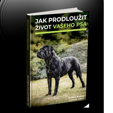 Kniha - Jak prodloužit život vašeho psa
