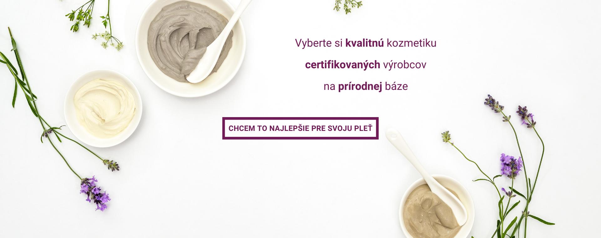 Kozmetika eshop.zvukduse.eu čistenie pleti starostlivosť o pokožku bio ekologická šetrná k prírode