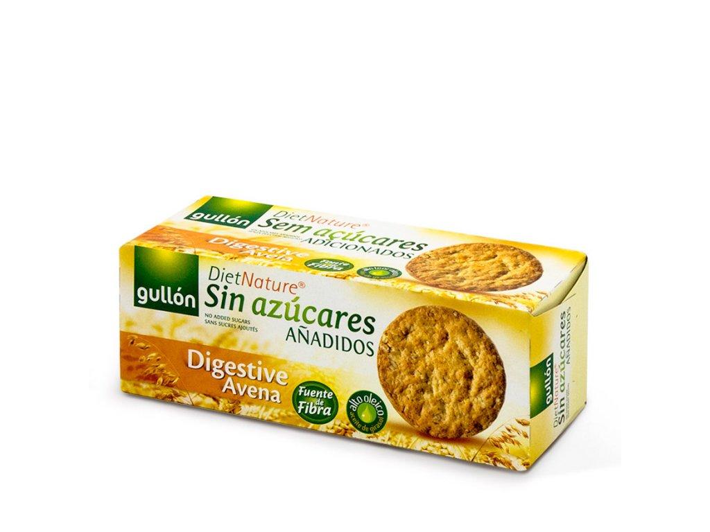 Sušenky Digestive s ovesnými vločkami GULLON 410 g