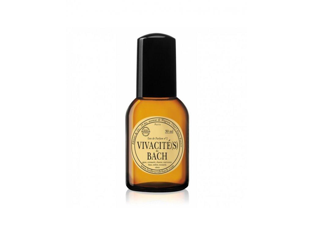 Vivacité(s) přírodní parfém 30 ml BioBachovky