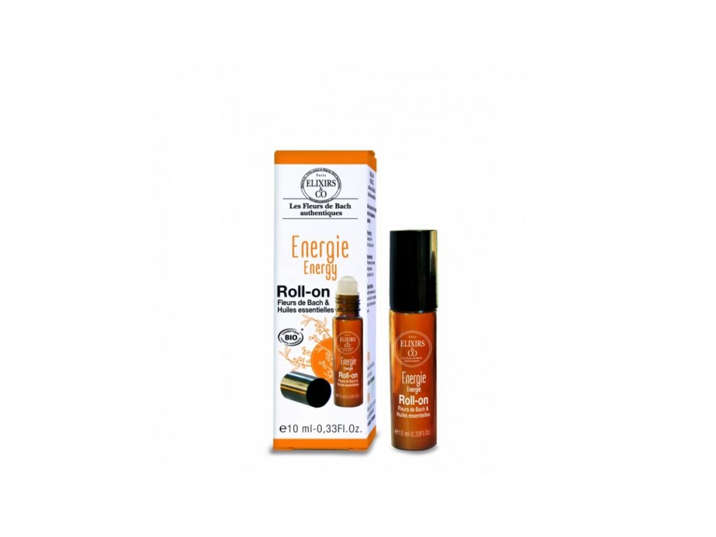 Energie Roll-on 10 ml BioBachovky