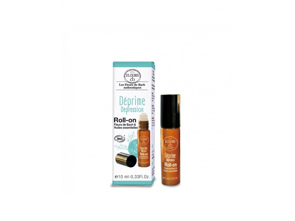 Deprese Roll-on 10 ml BioBachovky