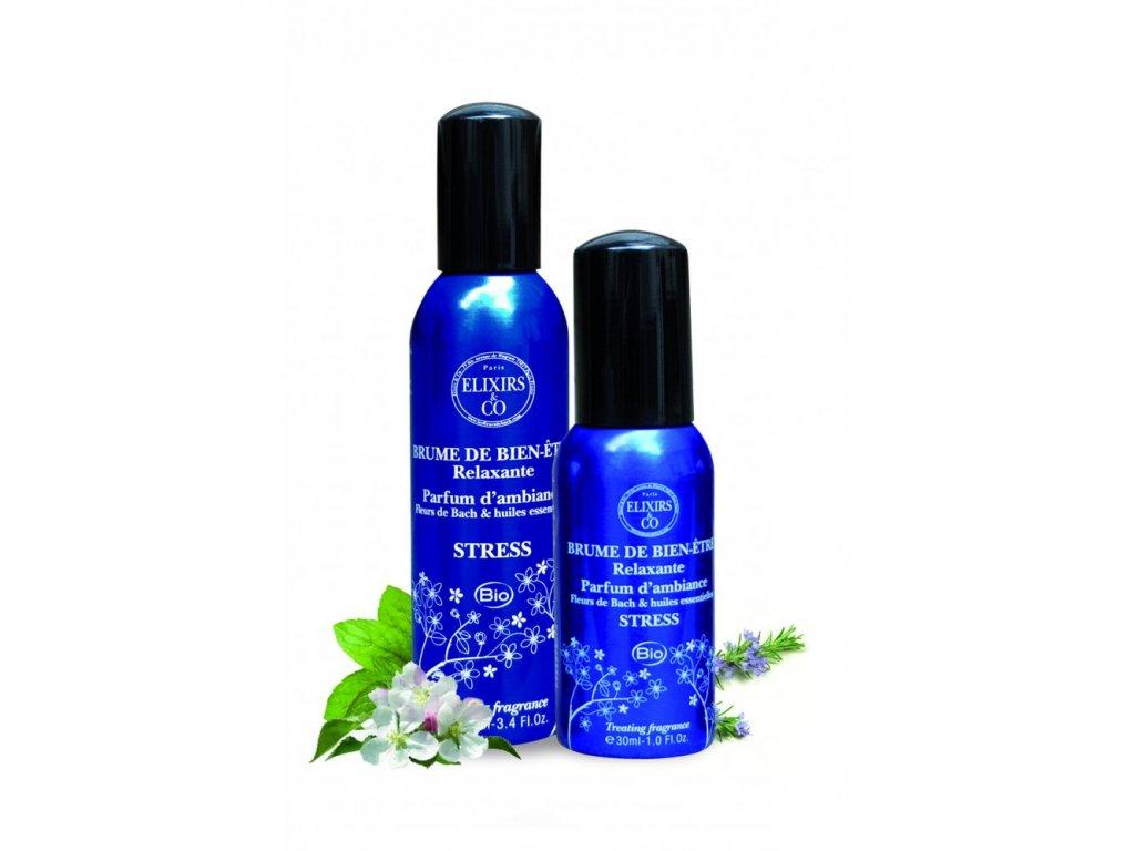 Stres Aura parfém 30 ml BioBachovky
