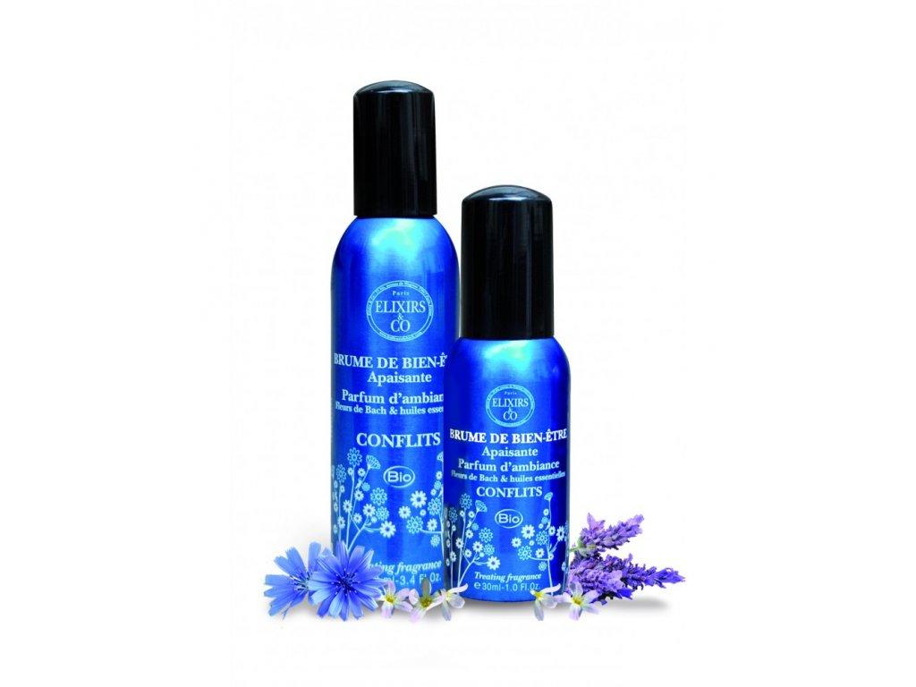 Konflikt Aura parfém 30 ml BioBachovky