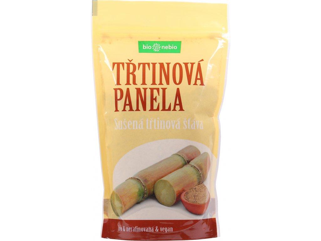 Sušená třtinová šťáva PANELA bio*nebio 300 g BIO