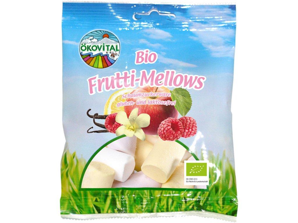 Ovocné marshmallow ÖKOVITAL 100 g BIO