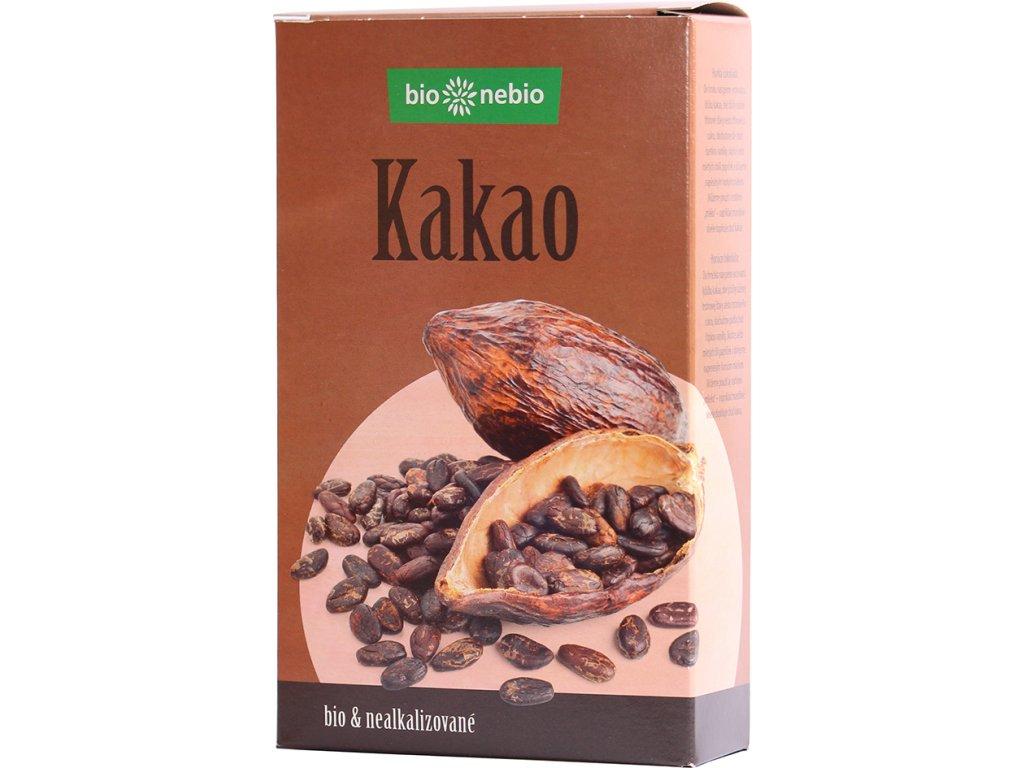 Kakaový prášek bio*nebio 150 g BIO