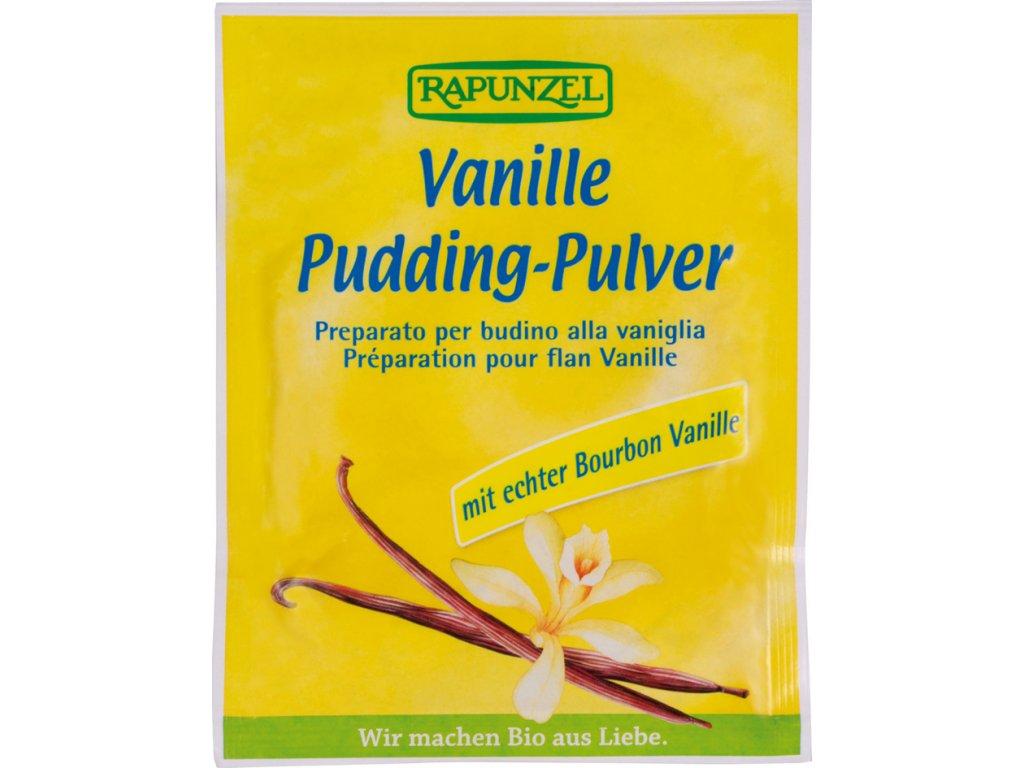 Pudinkový prášek vanilkový RAPUNZEL 40 g BIO