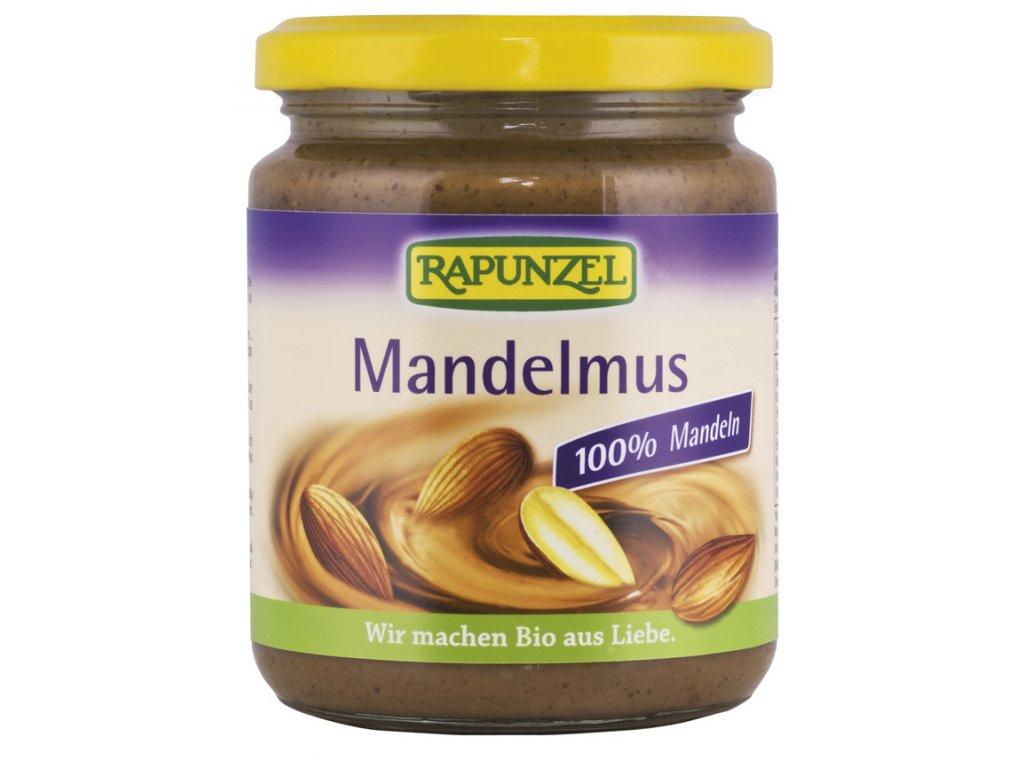 100% pasta z pražených mandlí RAPUNZEL 250 g BIO