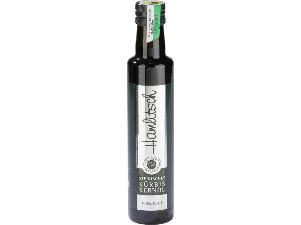 Dýňový štýrský olej Hamlitsch 250 ml BIO