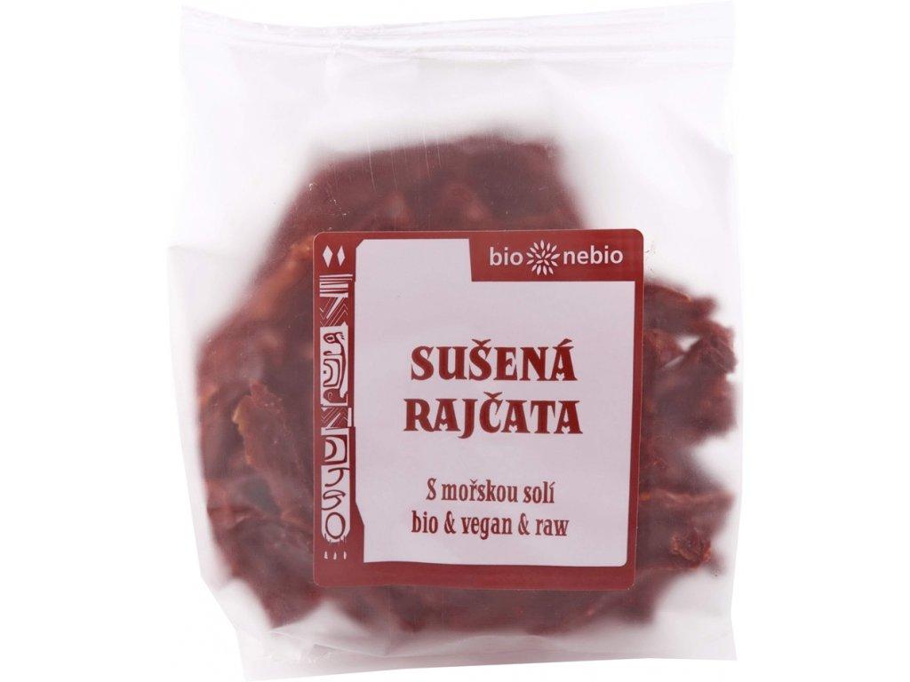 Sušená rajčata sekaná bio*nebio 100 g BIO