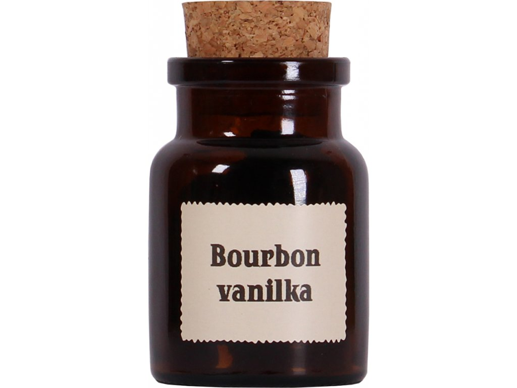 Bourbon vanilka mletá kořenka bio*nebio 10 g BIO