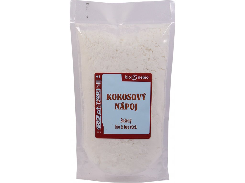Kokosový nápoj sušený bio*nebio 120 g BIO