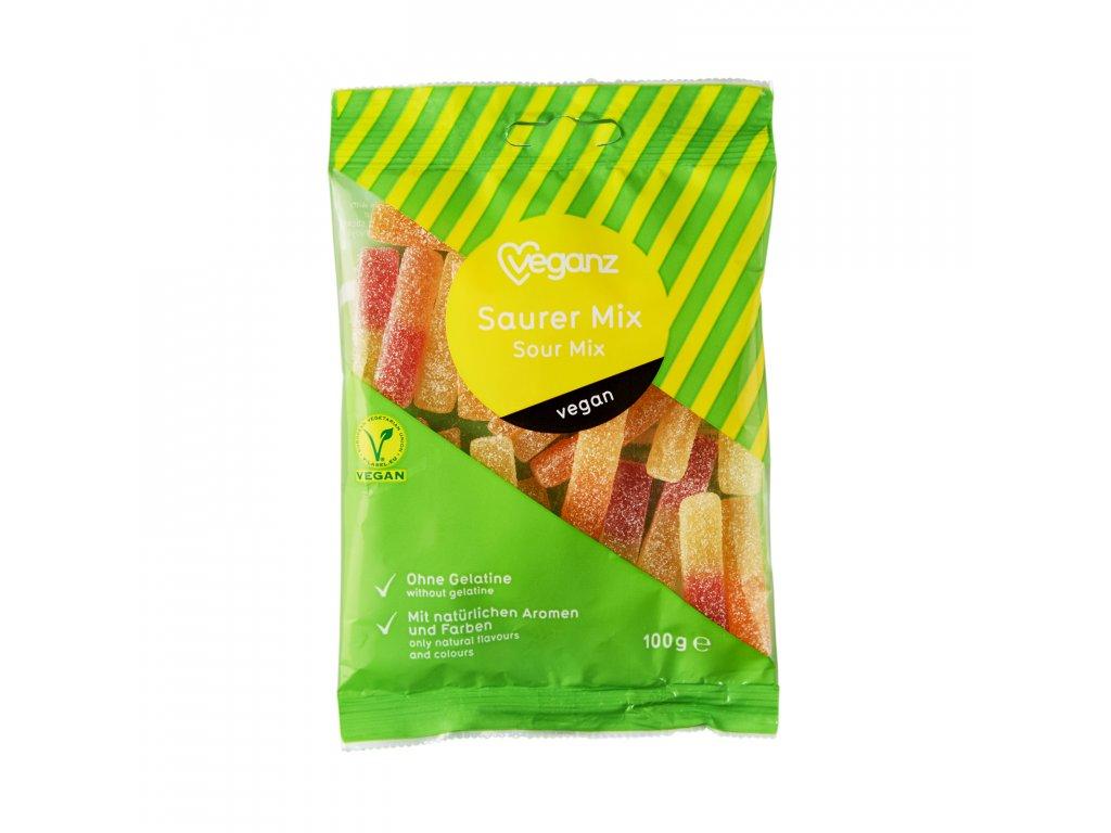 Veganz kyselý mix 100 g VEGAN