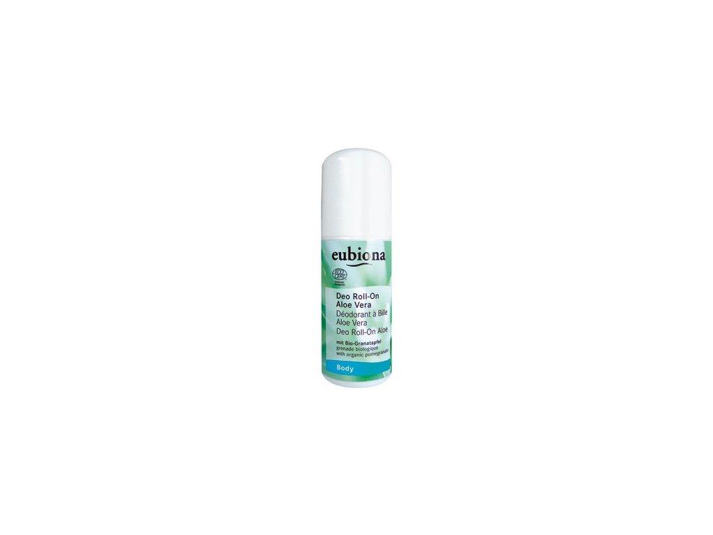 Eubiona deodorant roll-on aloe vera 50 ml