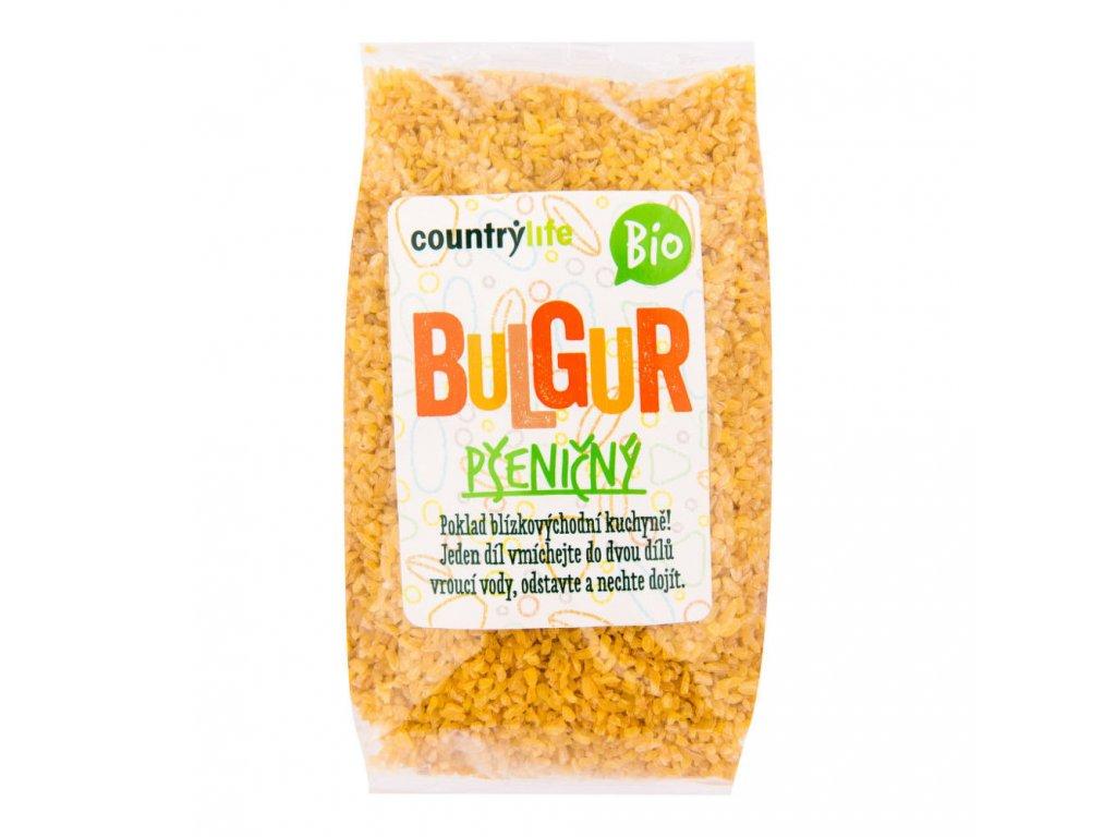 Bulgur pšeničný COUNTRY LIFE BIO 500 g
