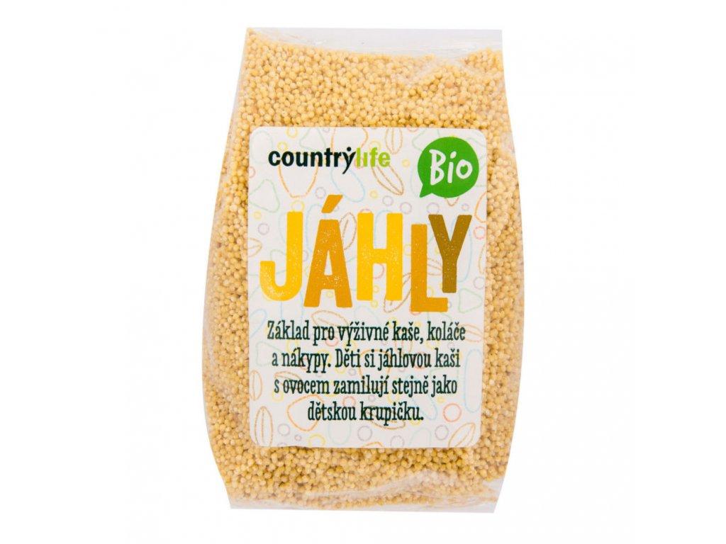 Jáhly COUNTRY LIFE BIO 500 g
