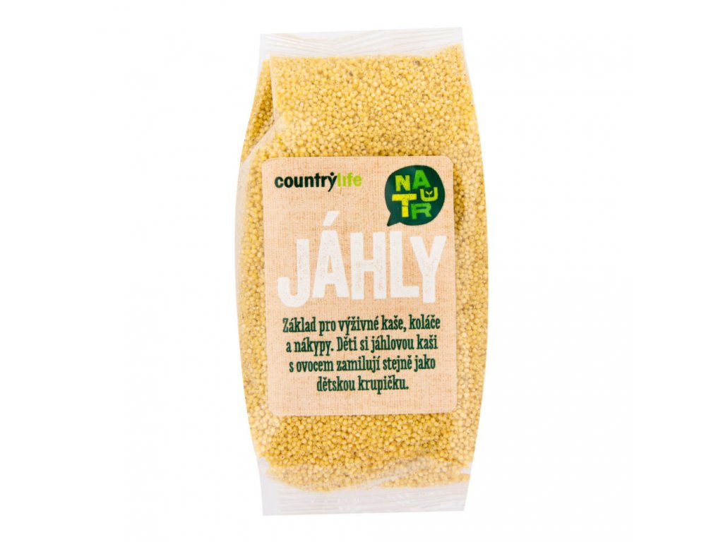 Jáhly COUNTRY LIFE 500 g