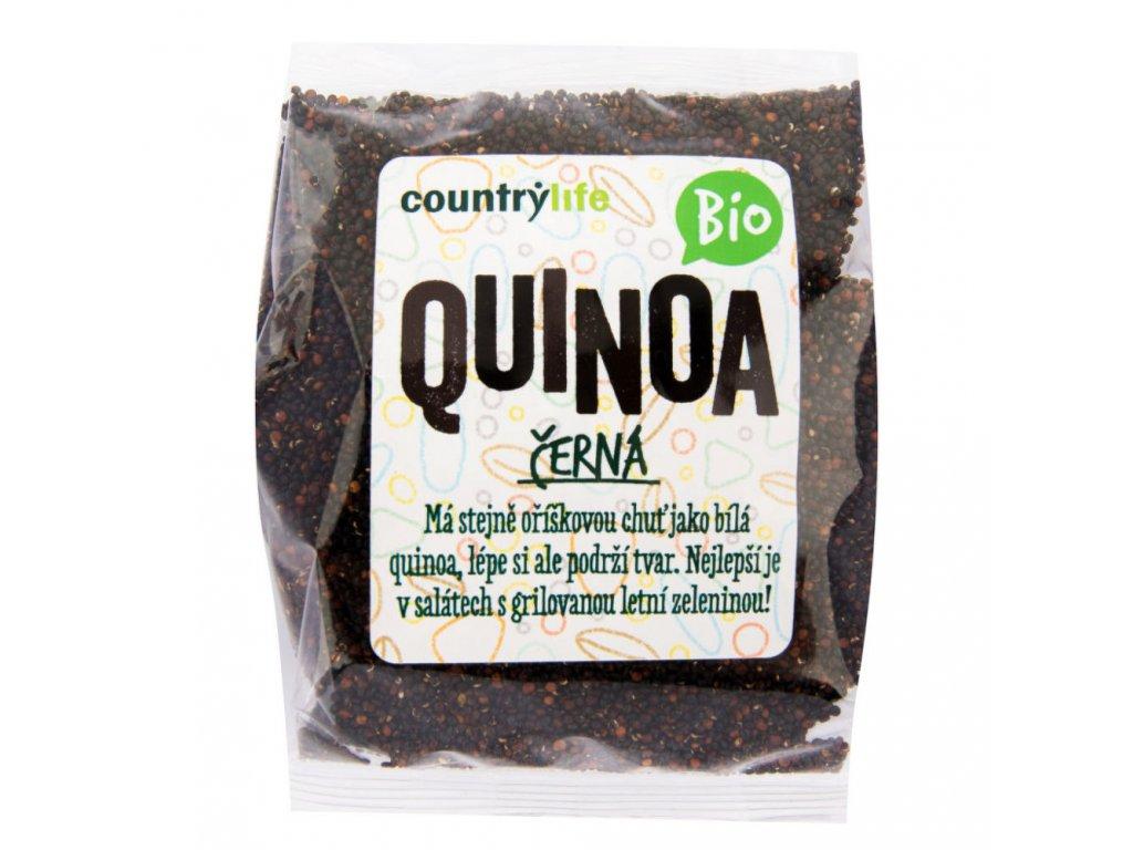 Quinoa černá COUNTRY LIFE BIO 250 g