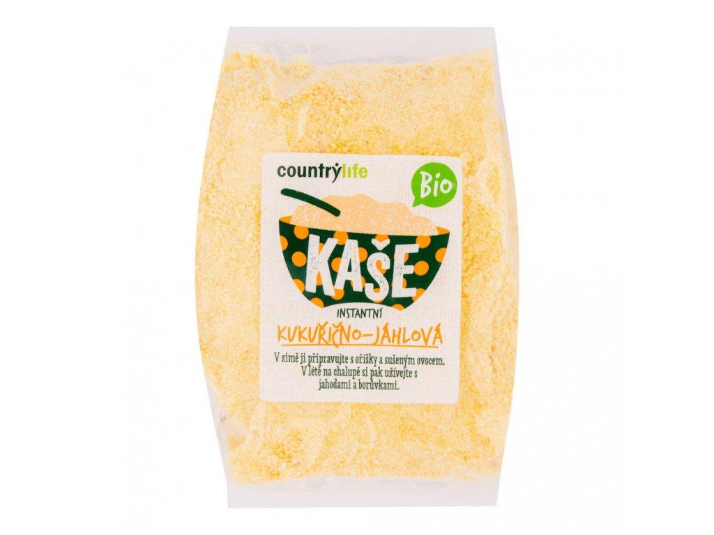Kaše kukuřično-jáhlová COUNTRY LIFE BIO 300 g