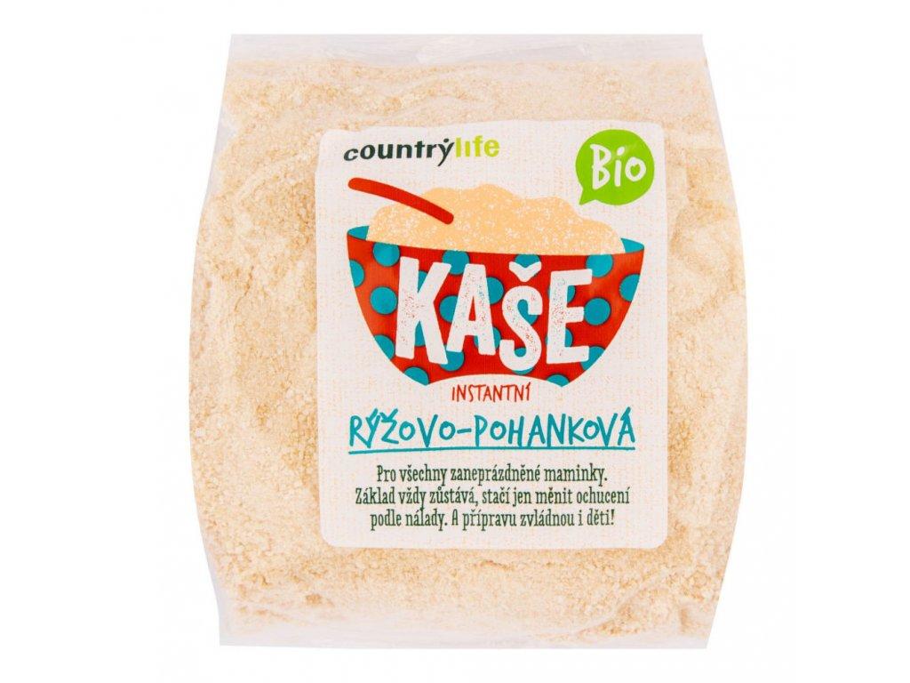 Kaše rýžovo-pohanková COUNTRY LIFE BIO 300 g